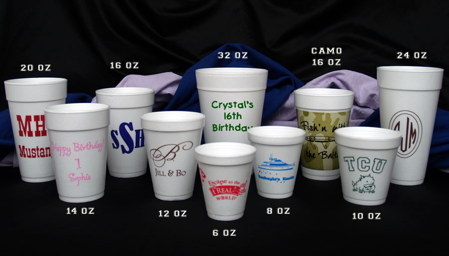 how many cups is 16oz
